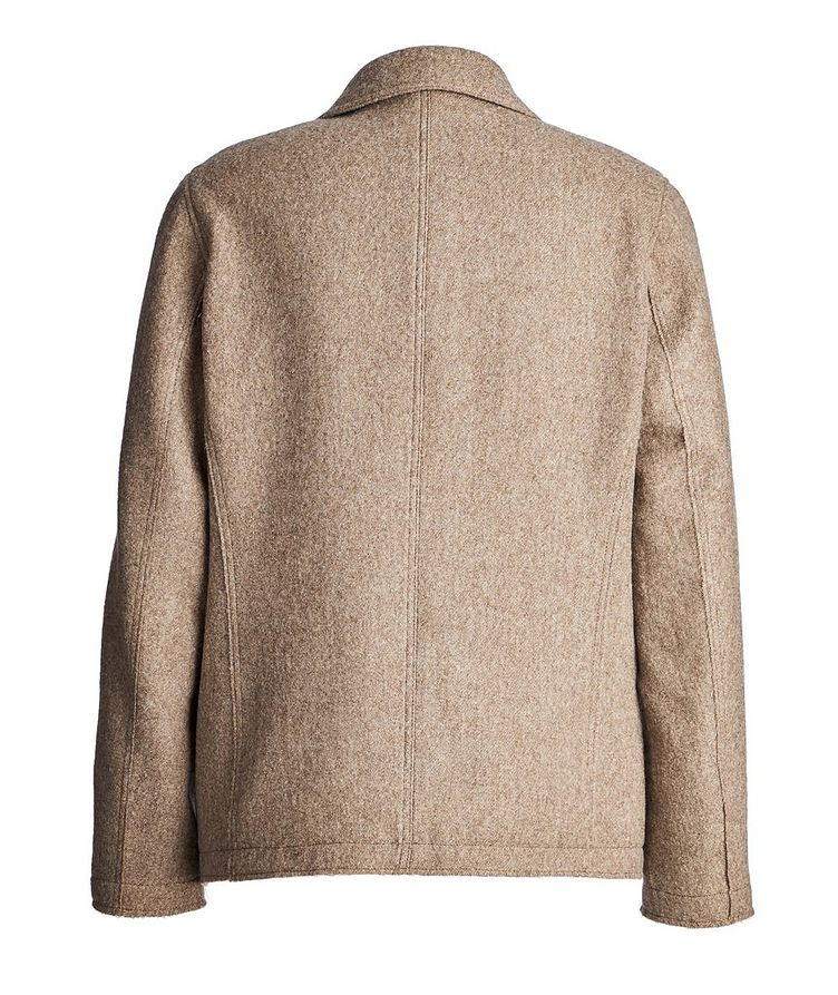 Gio Unstructured Wool Sports Jacket image 1