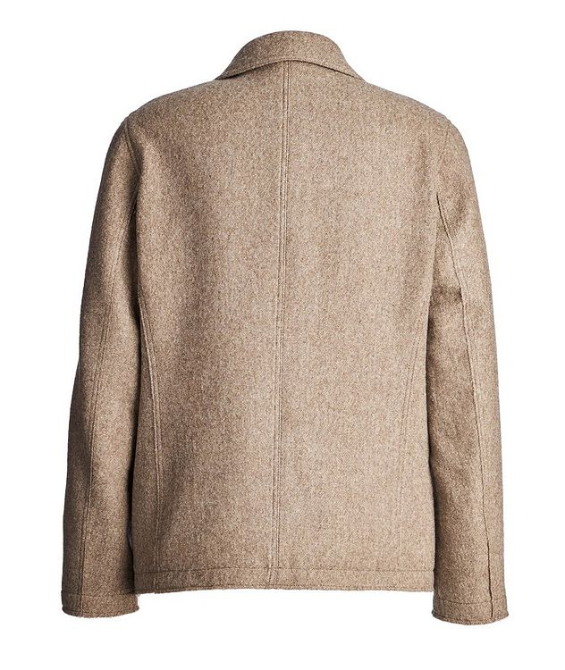 Gio Unstructured Wool Sports Jacket picture 2