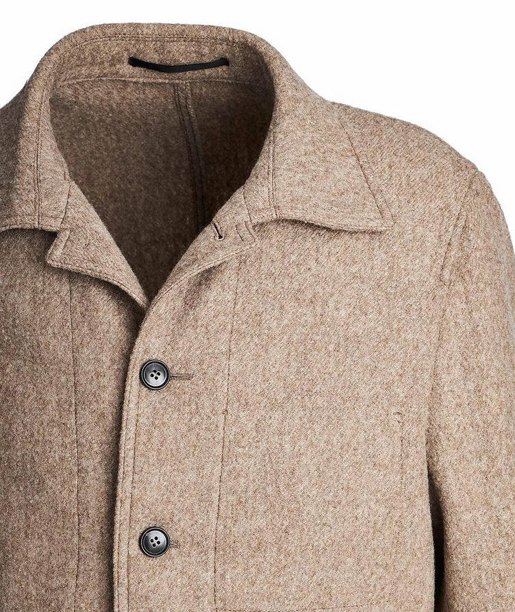 Gio Unstructured Wool Sports Jacket image 2