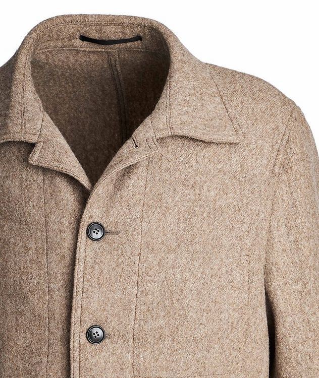 Gio Unstructured Wool Sports Jacket picture 3