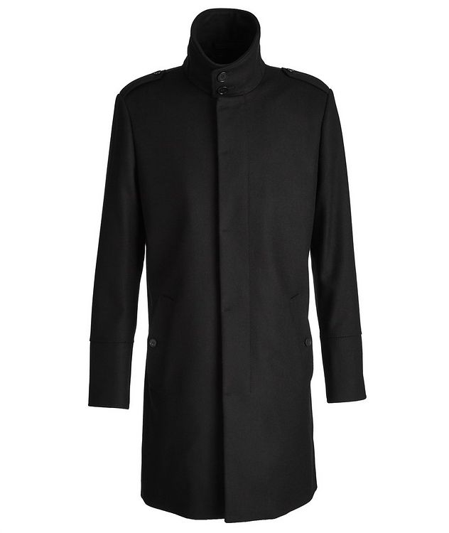 Wool-Cashmere Coat picture 1