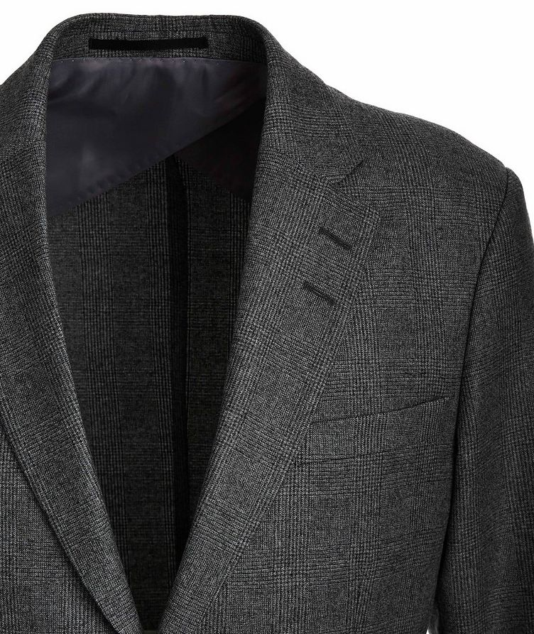 Jamot Wool Check Sports Jacket image 1