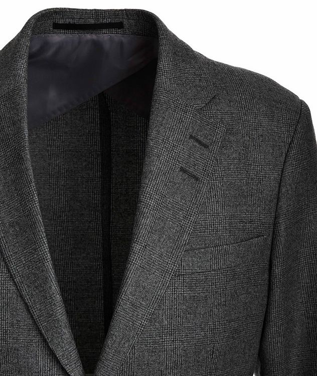 Jamot Wool Check Sports Jacket picture 2