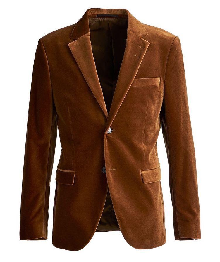 Jamonte Velvet Sports Jacket image 0