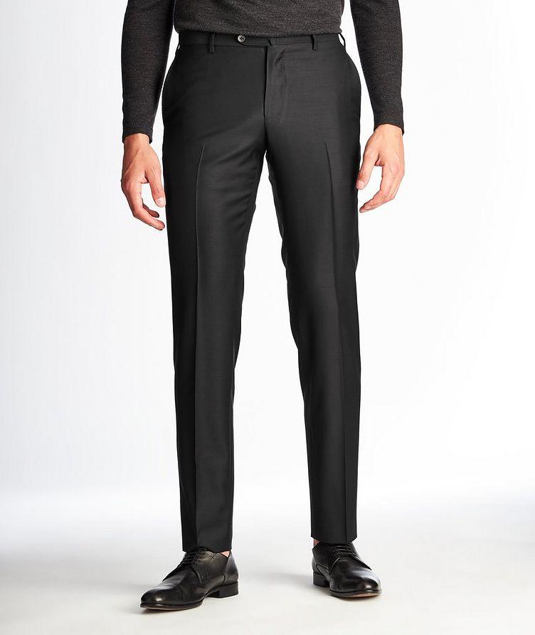 Pantalon habillé en laine image 0