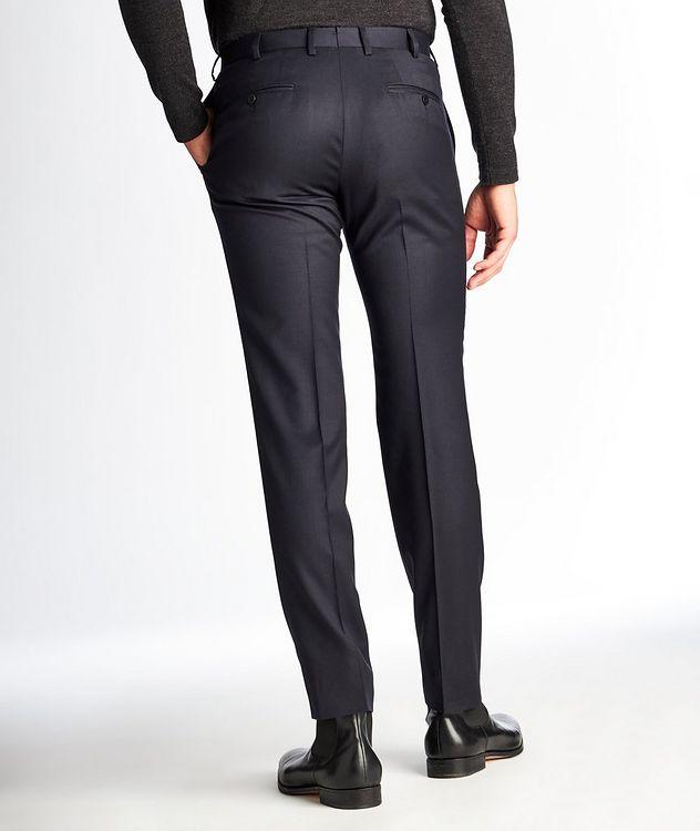 Pantalon habillé en laine picture 2