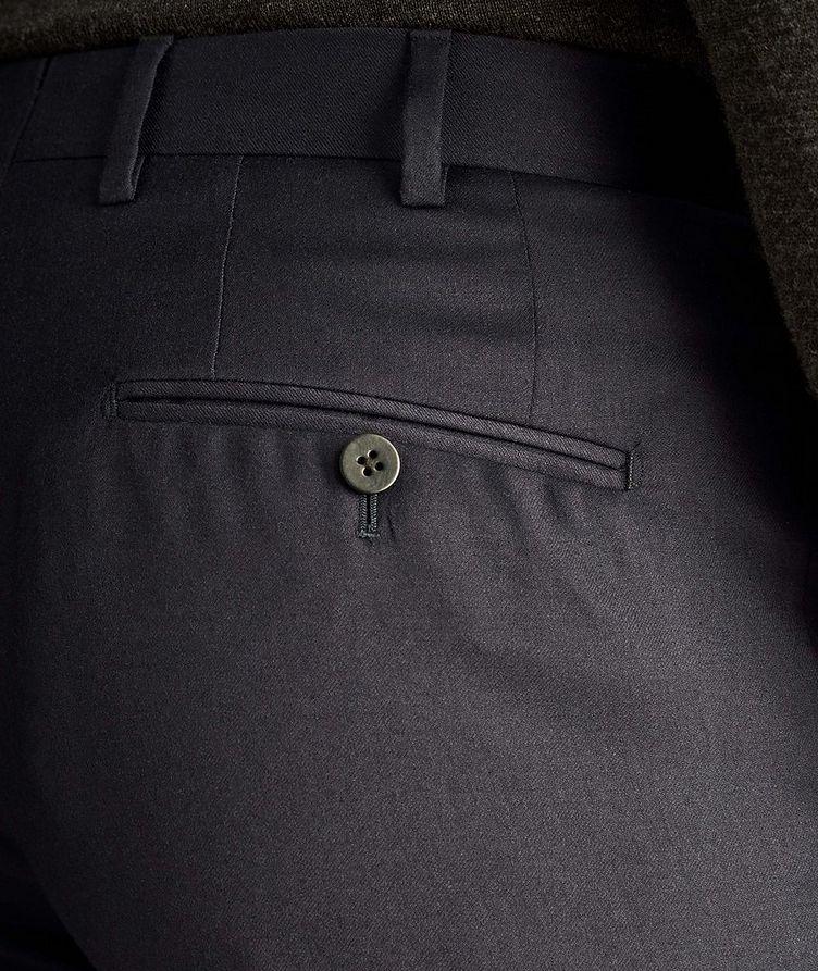 Pantalon habillé en laine image 2
