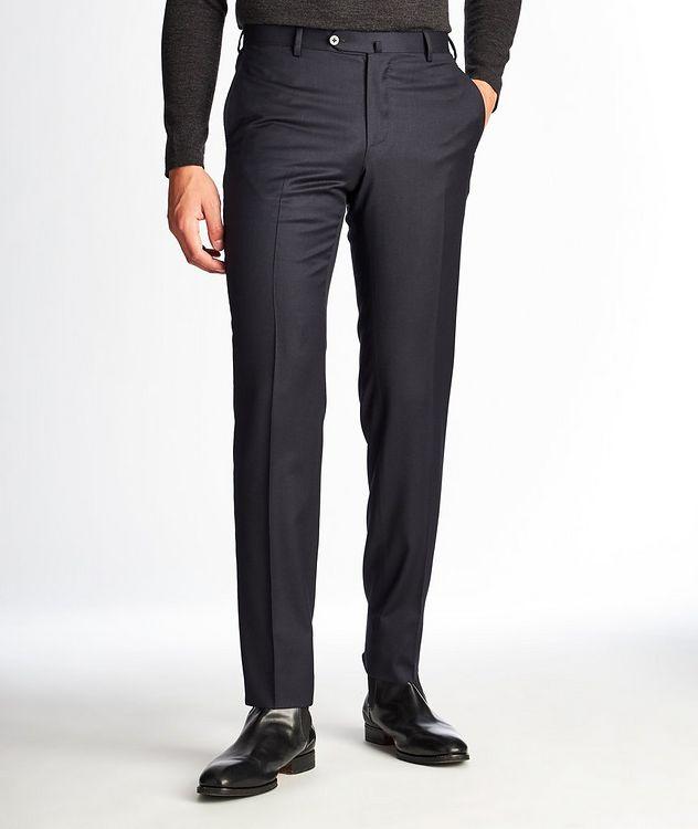 Pantalon habillé en laine picture 1