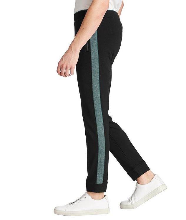 Pantalon sport en tissu Techmerino picture 2