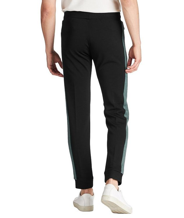 Pantalon sport en tissu Techmerino picture 3