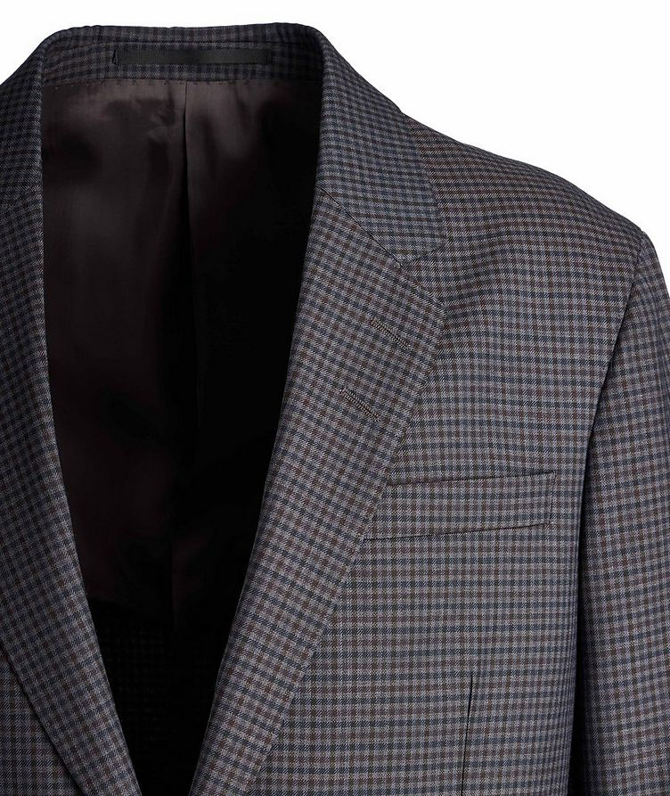 Josef Gingham Sports Jacket image 2