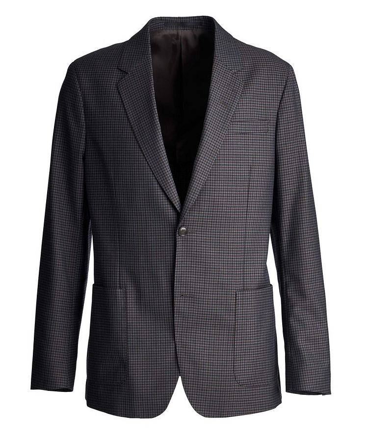 Josef Gingham Sports Jacket image 0
