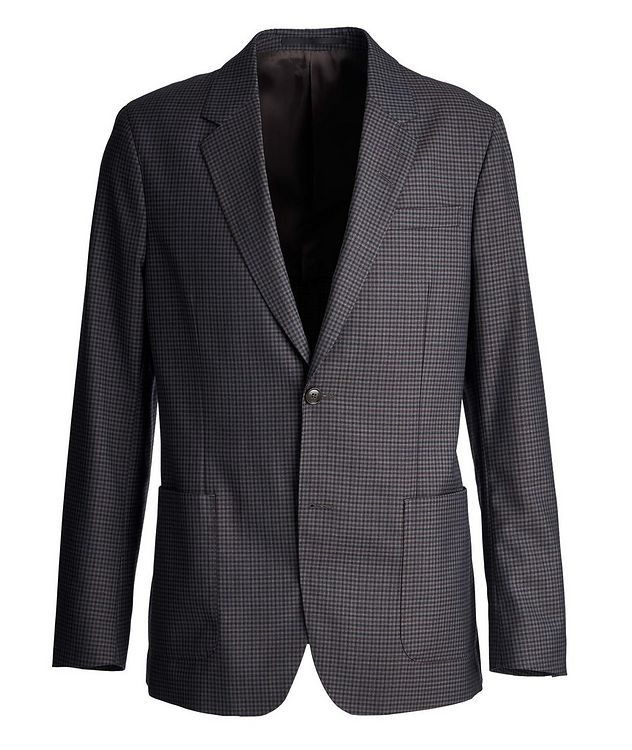 Josef Gingham Sports Jacket picture 1