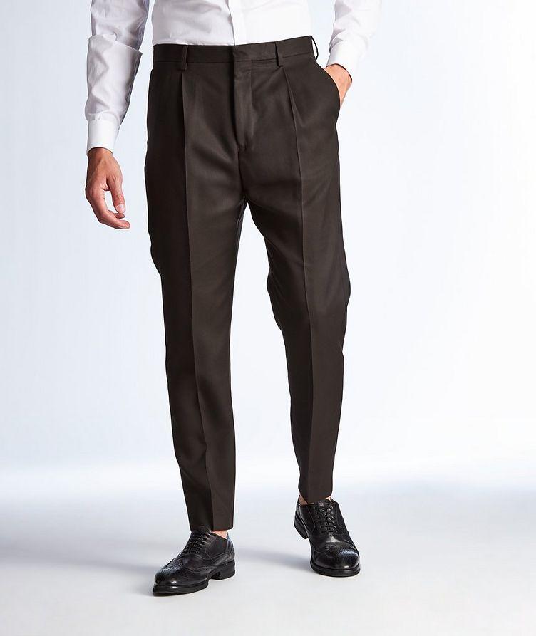 Thomas Lyocell Twill Dress Pants image 0