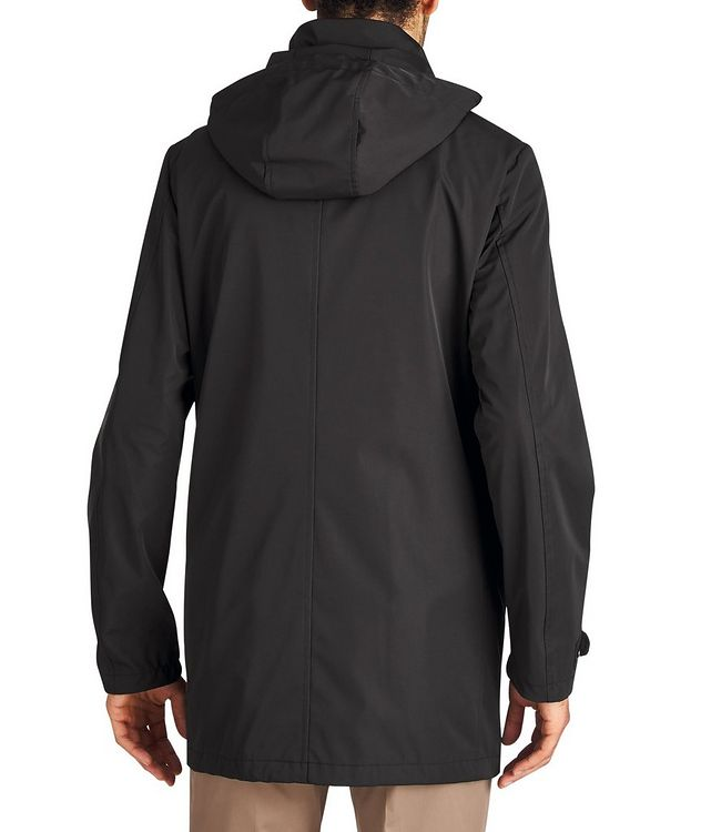 Water-Resistant Hooded Coat picture 2