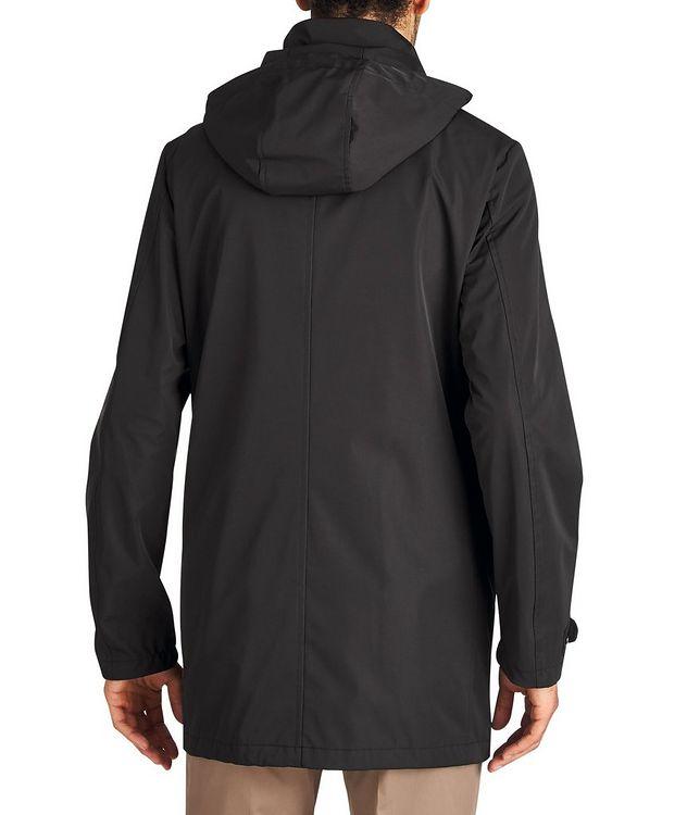 Manteau résistant à l¿eau à capuchon picture 2