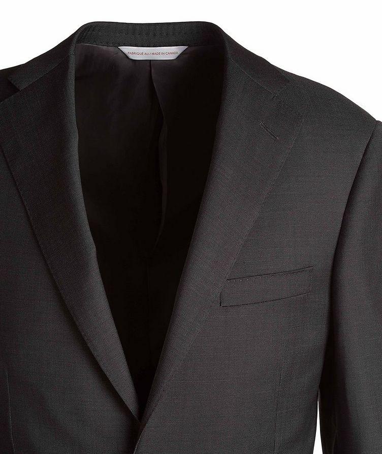 Madison Dot Pattern Wool Suit image 2