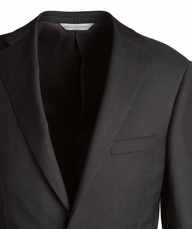 Madison Dot Pattern Wool Suit picture 3