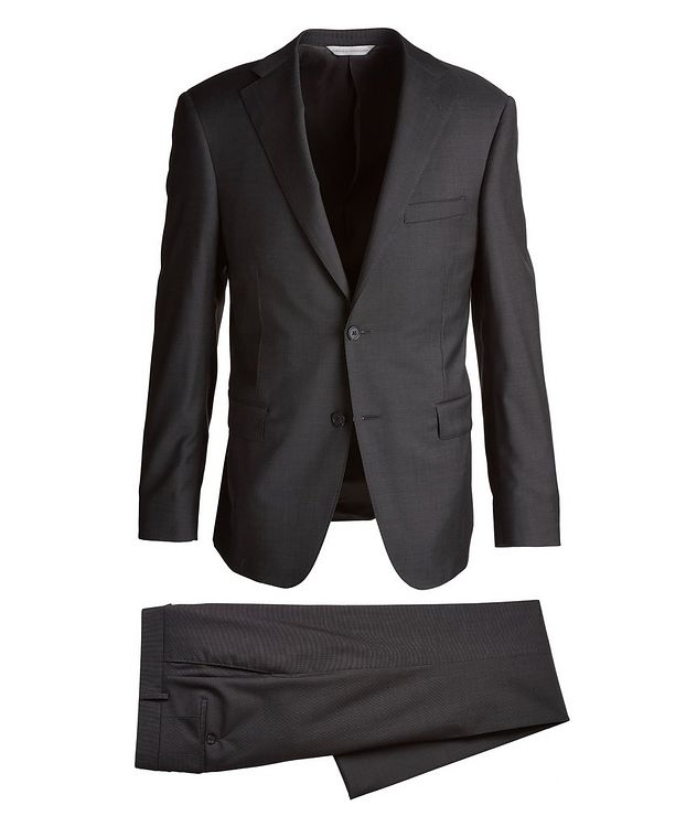 Madison Dot Pattern Wool Suit picture 1