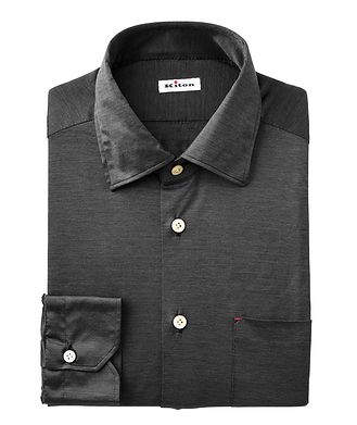 Kiton Cotton Shirt