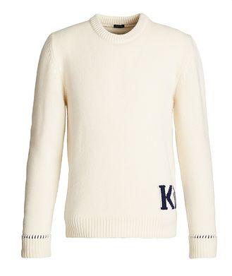 Kiton Knit Cashmere Sweater