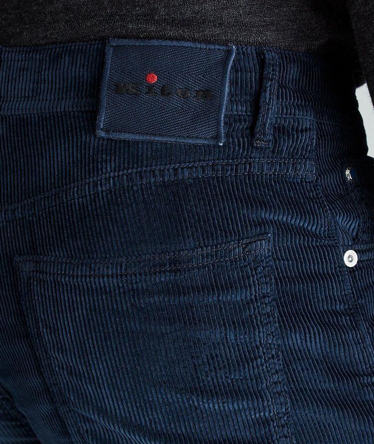 Cotton Corduroy Pants image 2