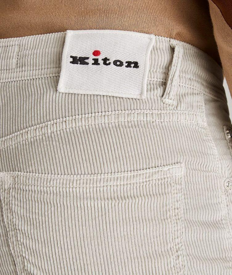 Cotton Corduroy Pants image 3