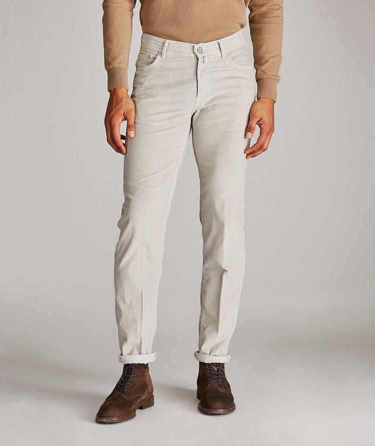 Cotton Corduroy Pants image 0