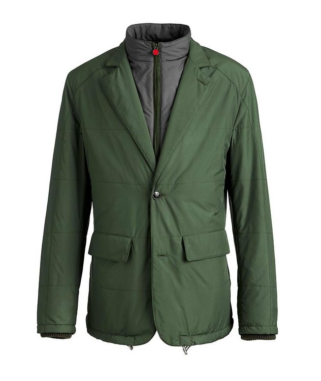 Packable Down Blazer picture 1
