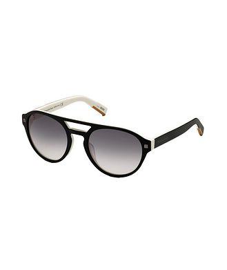 Ermenegildo Zegna Acetate Sunglasses