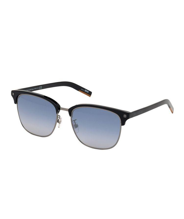 Acetate & Metal Sunglasses image 0