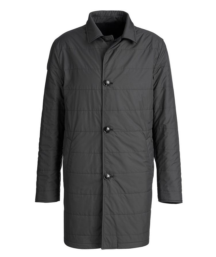 Reversible Cashmere Coat image 1