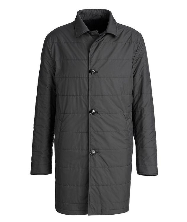 Reversible Cashmere Coat picture 2