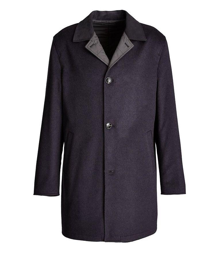 Reversible Cashmere Coat image 0