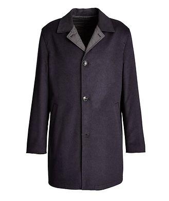 Kiton Reversible Cashmere Coat