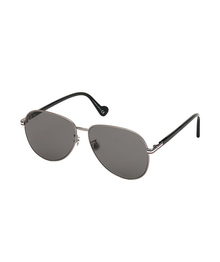 Metal Aviator Sunglasses image 0