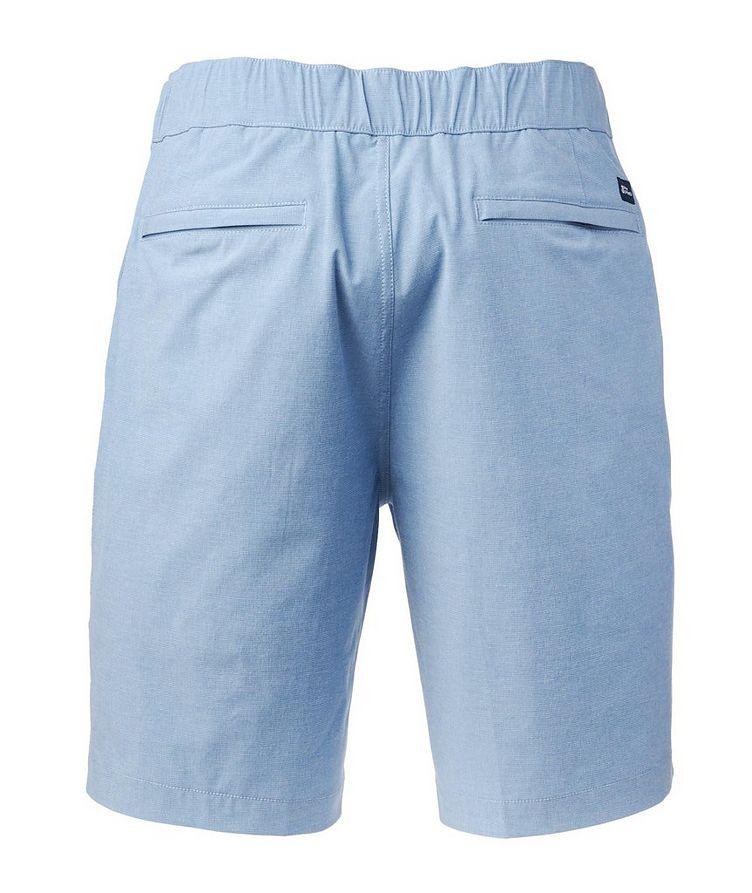 Aloha Stretch-Cotton Shorts image 1