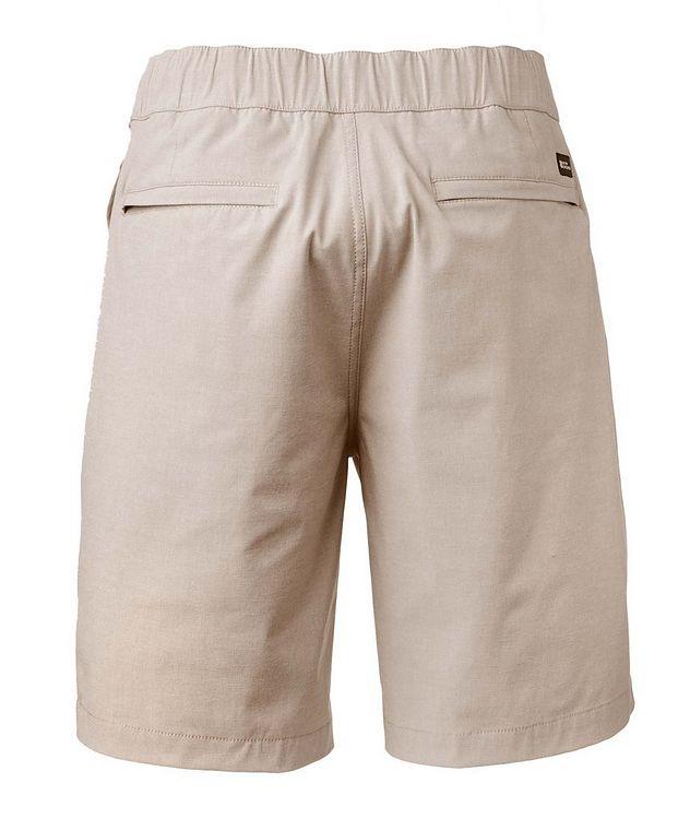 Aloha Stretch-Cotton Shorts picture 2