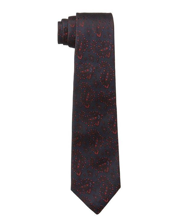 Paisley Silk Tie picture 1