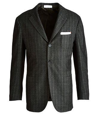 Kiton Contemporary-Fit Cashmere-Silk Sports Jacket