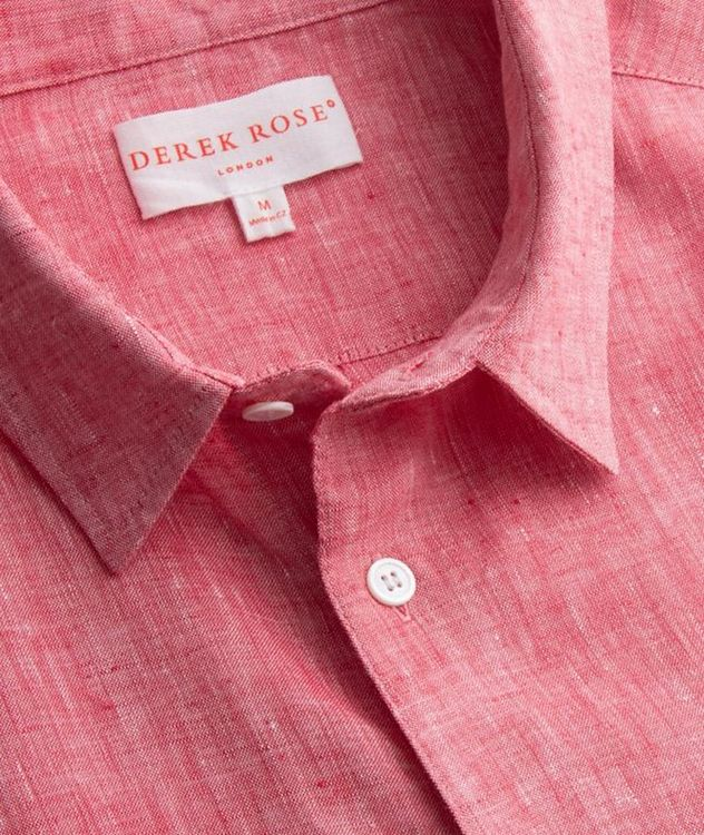 Resort Linen Shirt picture 2