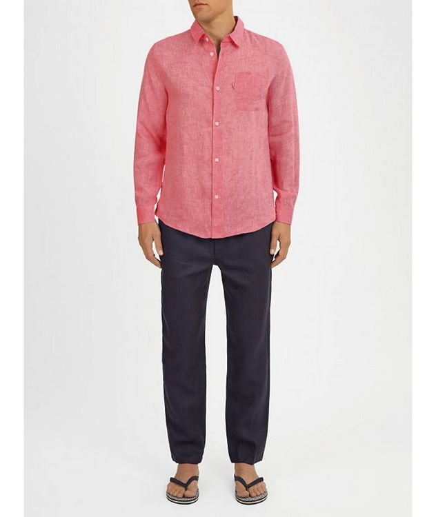 Resort Linen Shirt picture 4