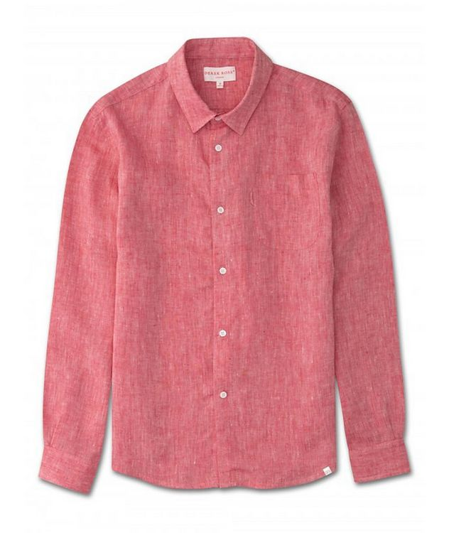 Resort Linen Shirt picture 1