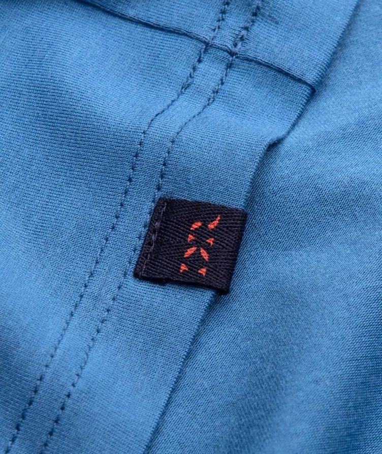 Resort V-Neck Cotton T-Shirt image 2
