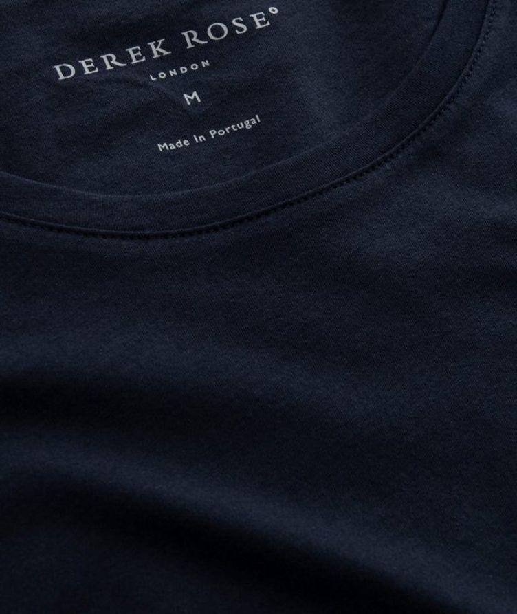 T-shirt en coton avec cœur, collection Resort image 1