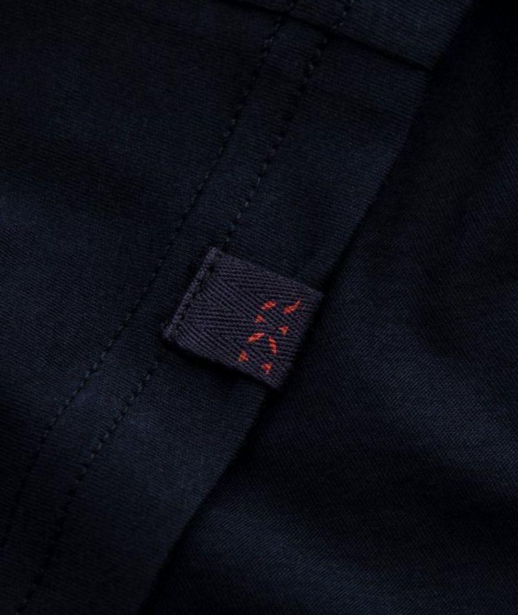 T-shirt en coton avec cœur, collection Resort image 2