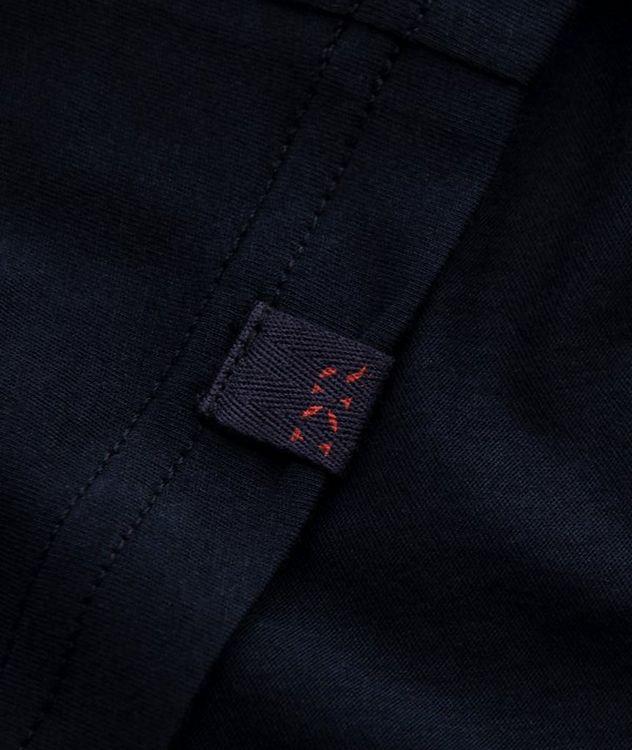 T-shirt en coton avec cœur, collection Resort picture 3