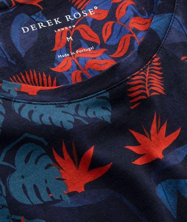 T-shirt imprimé en coton, collection Resort picture 2