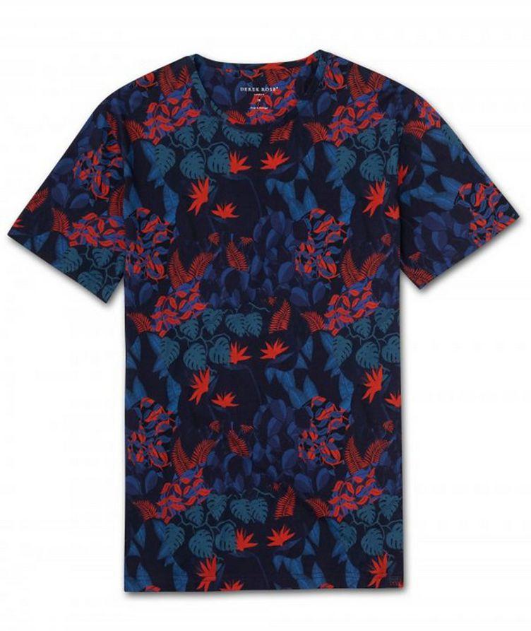 T-shirt imprimé en coton, collection Resort image 0