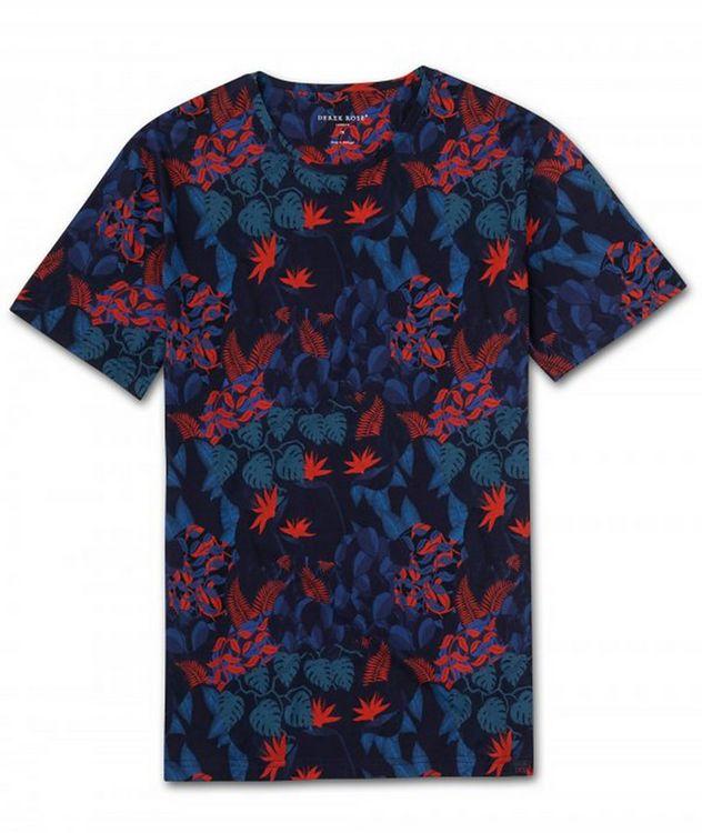 T-shirt imprimé en coton, collection Resort picture 1